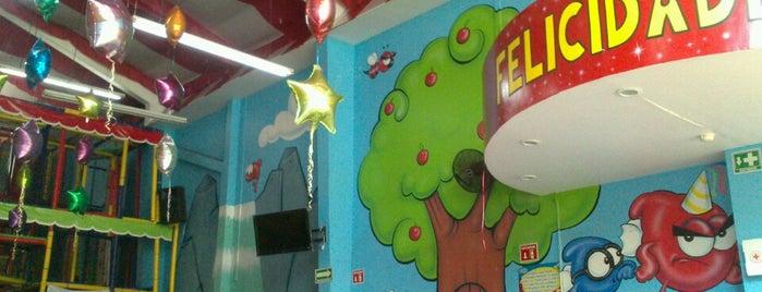 Sipirili Salón de Fiestas Infantiles is one of Miguel Angel 님이 저장한 장소.