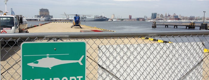 Baltimore Heliport (4 MD) is one of Airports~Part 2....