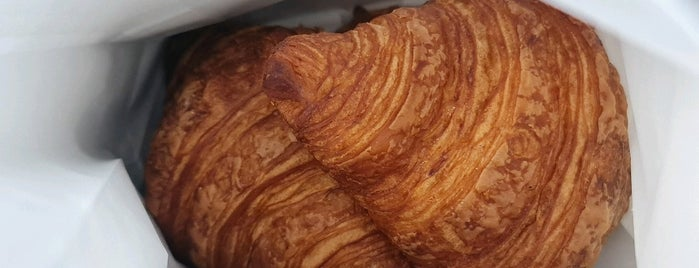 Kenn's Coffee & Croissant is one of Thailand with Mother-in-Law.