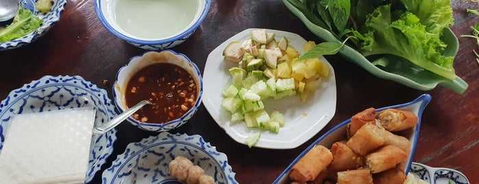 ครัวเตยหอม is one of ลพบุรี สระบุรี.