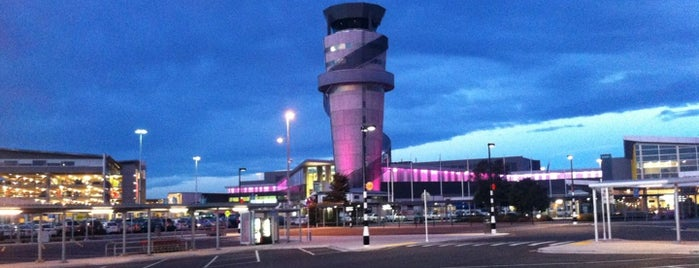 Christchurch International Airport (CHC) is one of Airports.