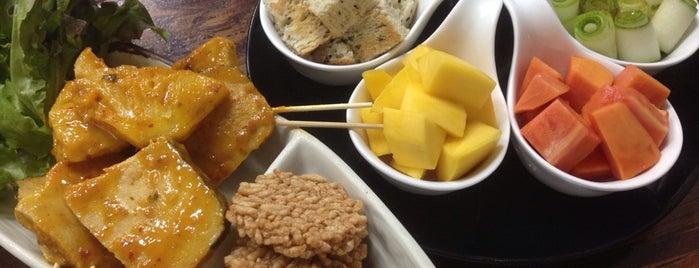 Mango is one of Places I enjoyed in Bangkok.