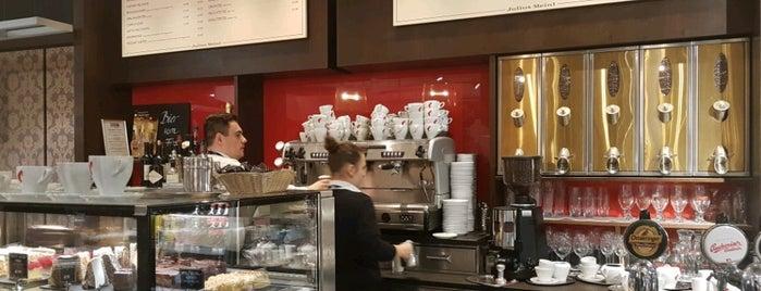 Julius Meinl Coffee to go is one of Locais curtidos por Krzysztof.