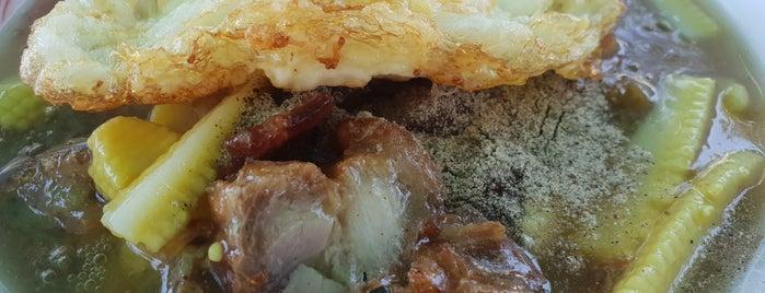 ซุ้มอาหารป้าไลย์ is one of ลพบุรี สระบุรี.