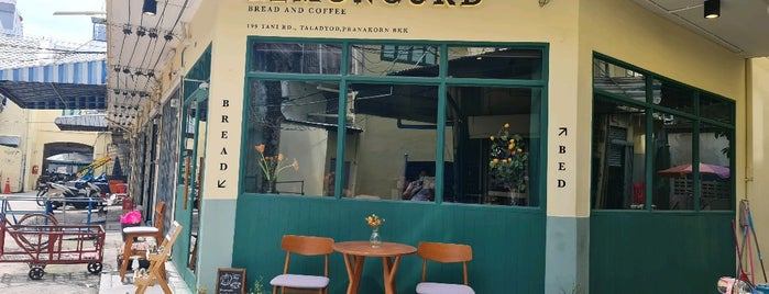 Lemoncurd Bread And Coffee is one of 07_ตามรอย_coffee.