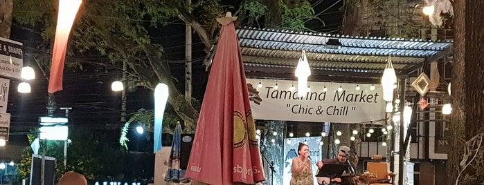 Tamarind Market is one of Posti che sono piaciuti a Max.