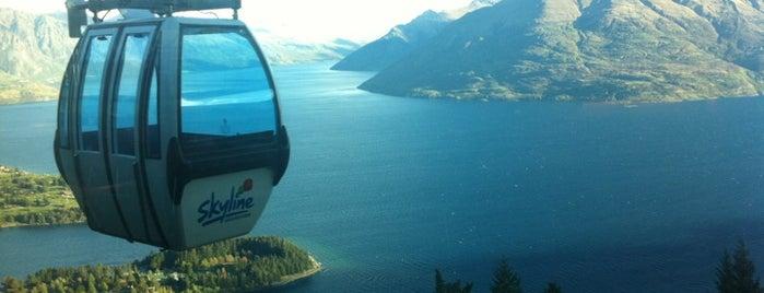 Skyline Gondola is one of Nova Zelândia 2020.