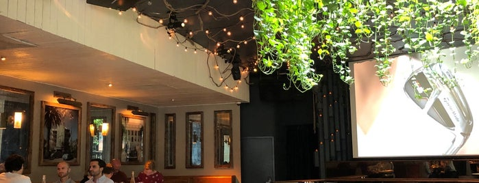 Common Ground Bar is one of Lindsey : понравившиеся места.