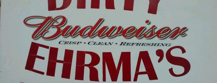 Dirty Ehrma's Cornerside Tavern is one of PA - Montoursville.