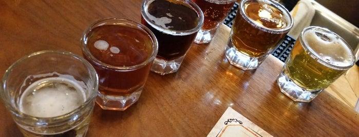 Golden Block Brewery Pizza is one of Posti che sono piaciuti a Dallas.