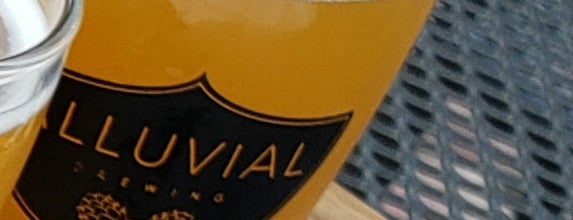 Alluvial Brewing Company is one of Dsm Restaurants.