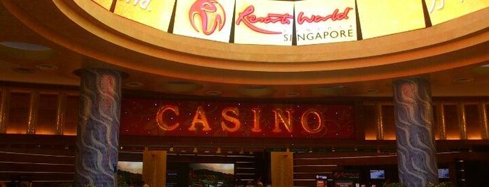 Resorts World Sentosa Casino is one of To-Do in Singapore.