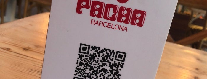 Pacha is one of Must go.