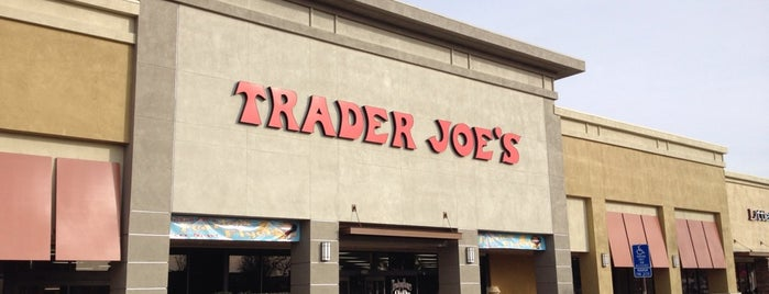 Trader Joe's is one of California.