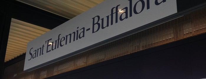 MetroBs Sant'Eufemia Buffalora is one of Stazioni Metro Brescia.