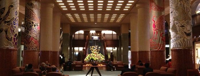 Kyoto Hotel Okura is one of Lieux qui ont plu à 商品レビュー専門.