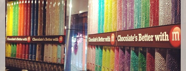 M&M's World is one of NEW YORK CITY : Manhattan in 10 days! #NYC enjoy.