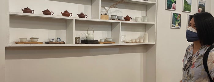 T Shop is one of New York for Tea Lovers.