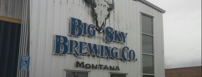 Big Sky Brewing Company is one of Brewery Tours.