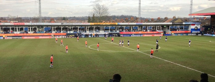 Kenilworth Road Stadium is one of Henryさんのお気に入りスポット.