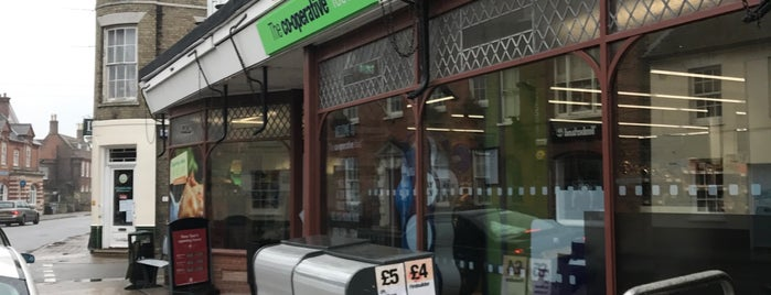 Co-op Food is one of Southwold 2018.