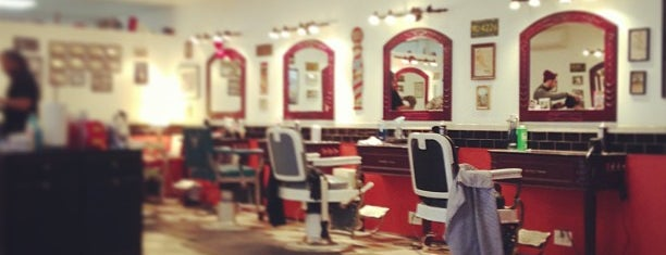 Tomcats Barbershop is one of The Greenpoint List by Urban Compass.