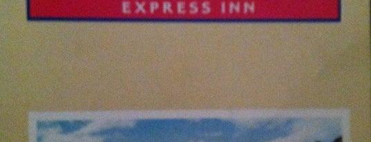 Howard Johnson Express Inn is one of Locais curtidos por Sascz (Lothie).