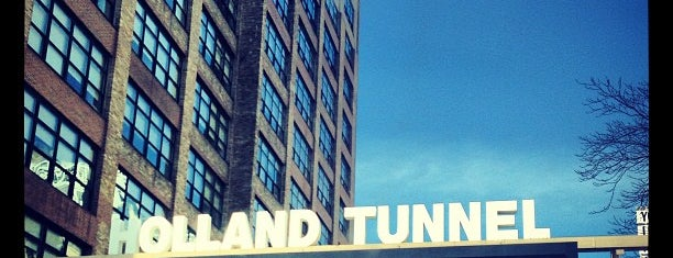 Holland Tunnel is one of Trip to New York City.