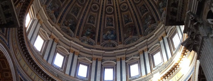 Cupola di San Pietro is one of Italya-Italy 🇮🇹.