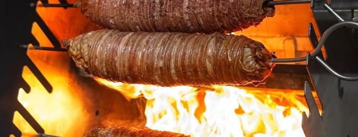 Iron Street Food is one of Istanbul.