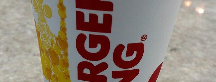 Burger King is one of Lugares favoritos de Alberto J S.