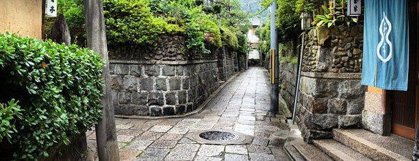 Ishibei-koji Alley is one of JPN.