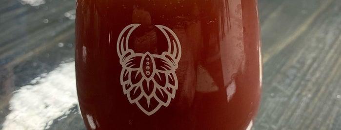 Brutal Beerworks is one of Gespeicherte Orte von Alex.