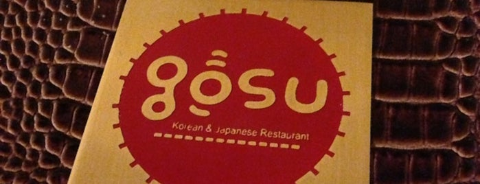 Gosu is one of Ate.