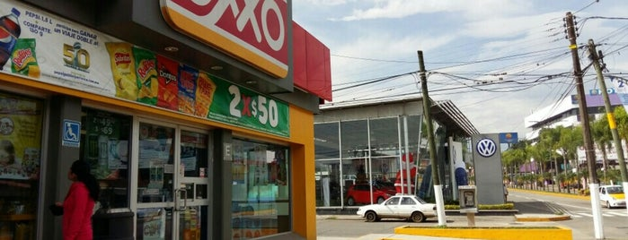 OXXO Avenida I is one of Renéさんのお気に入りスポット.