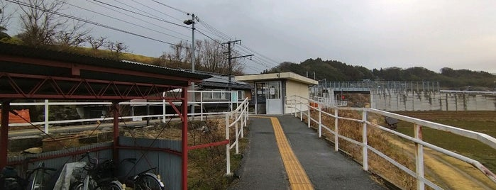 下平駅 is one of JR 고신에쓰지방역 (JR 甲信越地方の駅).