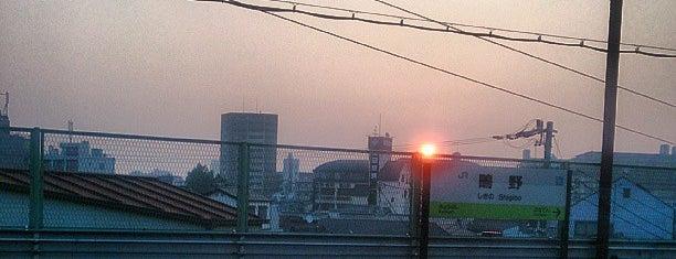 JR Shigino Station is one of 大阪市城東区.
