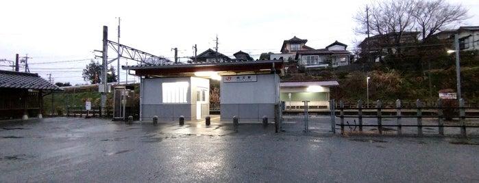 時又駅 is one of JR 고신에쓰지방역 (JR 甲信越地方の駅).