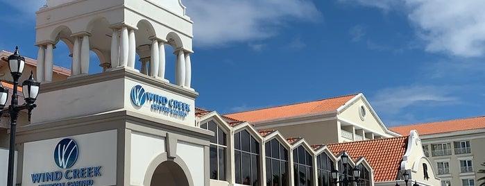 Aruba is one of Tempat yang Disukai Edith.