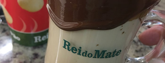 Rei do Mate is one of สถานที่ที่ Marcello Pereira ถูกใจ.