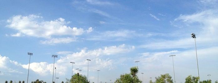 Arlington Heights Sports Complex is one of Orte, die Katy gefallen.