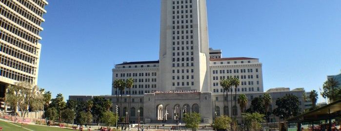 Grand Park is one of Los Angeles.