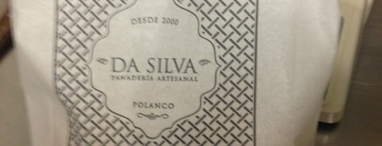 Da Silva is one of PANADERÍA.
