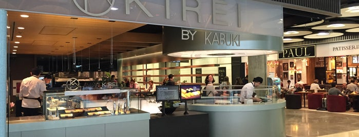 Kirei by Kabuki is one of Madrid.