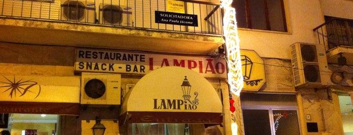 Lampião is one of Sítios.