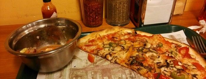 Rosemarin Pizza פיצה רוזמרין is one of TLVeg.
