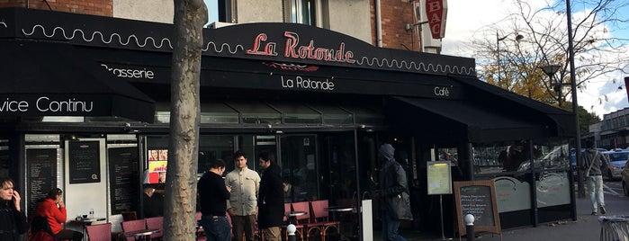 La Rotonde is one of Paris.