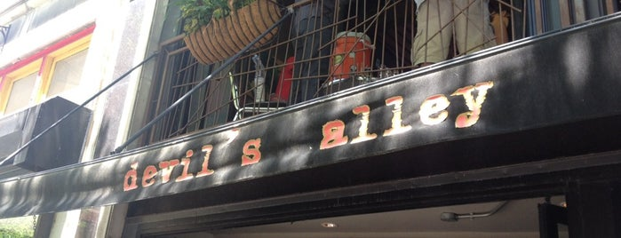 Devil's Alley is one of Center City Sips 2015.