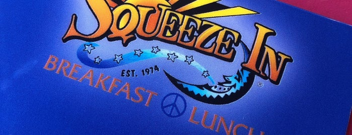 Squeeze In is one of Las Vegas.
