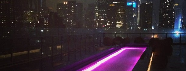 Ink48 , A Kimpton Hotel is one of #myhints4NewYorkCity.